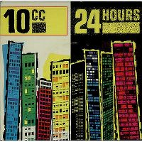 Cover 10cc - 24 Hours