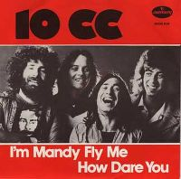 Cover 10cc - I'm Mandy Fly Me
