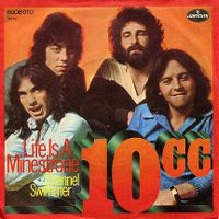Cover 10cc - Life Is A Minestrone