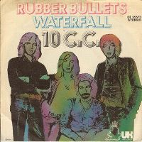 Cover 10cc - Rubber Bullets