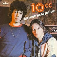 Cover 10cc - The Things We Do For Love