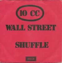 Cover 10cc - The Wall Street Shuffle