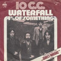 Cover 10cc - Waterfall