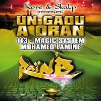 Cover 113, Magic System & Mohamed Lamine - Un gaou à Oran