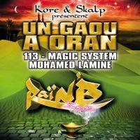 Cover 113, Magic System & Mohamed Lamine - Un gaou à Oran