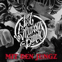 Cover 187 Strassenbande feat. Gzuz, Bonez MC & LX - Mit den Jungz