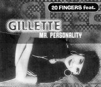 Cover 20 Fingers feat. Gillette - Mr. Personality