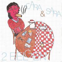 Cover 2 Belgen - Cara & Sara