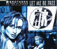 Cover 2 Brothers On The 4th Floor feat. Des'Ray And D-Rock - Let Me Be Free