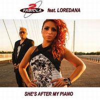 Cover 2 Fabiola feat. Loredana - She's After My Piano