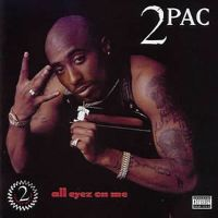 Cover 2 Pac - All Eyez On Me