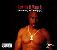 Cover 2 Pac feat. KC and JoJo - How Do U Want It