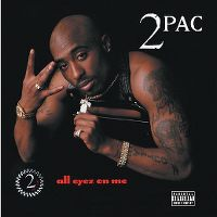 Cover 2Pac - All Eyez On Me