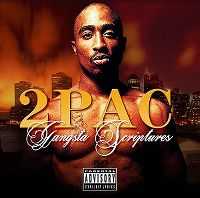 Cover 2Pac - Gangsta Scriptures
