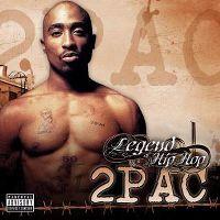 Cover 2Pac - Legend Of Hip Hop