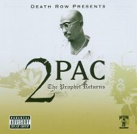 Cover 2Pac - The Prophet Returns