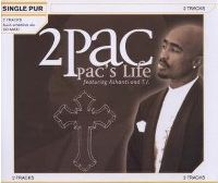 Cover 2Pac feat. T.I. and Ashanti - Pac's Life