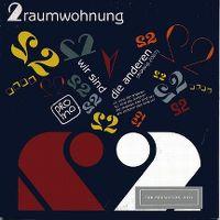 Cover 2raumwohnung - Wir sind die anderen (Frühling 2007)