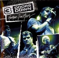 Cover 3 Doors Down - Another 700 Miles: Live EP