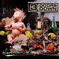 Cover 3 Doors Down - Seventeen Days