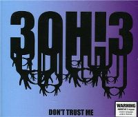 Cover 3OH!3 - Don't Trust Me