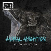 Cover 50 Cent - Animal Ambition