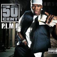 Cover 50 Cent - P.I.M.P.