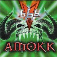 Cover 666 - Amokk