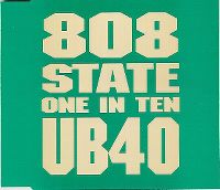 Cover 808 State vs. UB40 - One In Ten