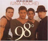 Cover 98° - Give Me Just One Night (Una noche)