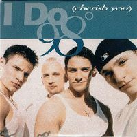 Cover 98° - I Do (Cherish You)