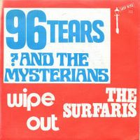 Cover ? (Question Mark) & The Mysterians - 96 Tears