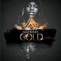 Cover A$AP Rocky - Gold