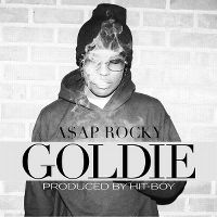 Cover A$AP Rocky - Goldie