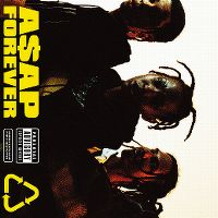 Cover A$AP Rocky feat. Moby - A$AP Forever