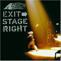Cover A - Exit Stage Right