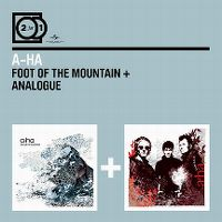 Cover a-ha - 2 For 1: Foot Of The Mountain + Analogue