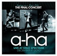 Cover a-ha - Ending On A High Note - The Final Concert: Live At Oslo Spektrum, December 4th 2010