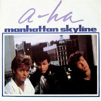 Cover a-ha - Manhattan Skyline
