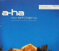 Cover a-ha - Minor Earth | Major Sky