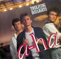 Cover a-ha - The Living Daylights