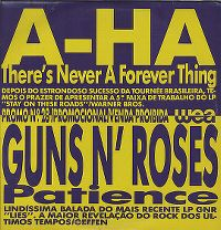 Cover a-ha - There's Never A Forever Thing