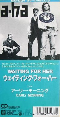 Cover a-ha - Waiting For Her
