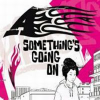 Cover A - Something's Going On