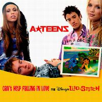 Cover A*Teens - Can't Help Falling In Love