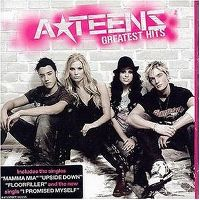 Cover A*Teens - Greatest Hits