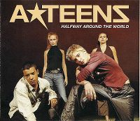 Cover A*Teens - Halfway Around The World