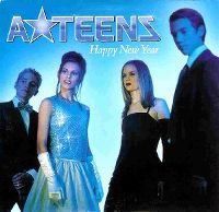 Cover A*Teens - Happy New Year