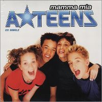 Cover A*Teens - Mamma Mia