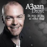 Cover A3aan Drost - Ik mis je nu al elke dag